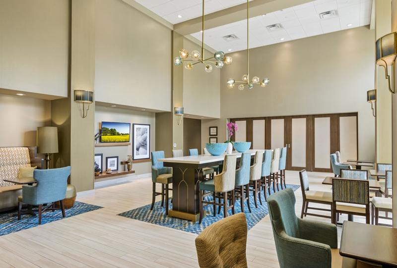 Hotel Lobby Interior Design