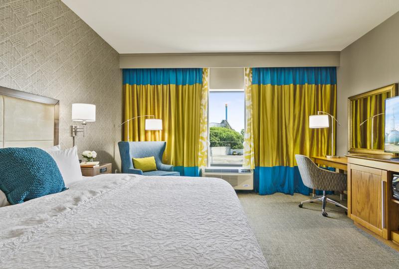 Hotel Room Design