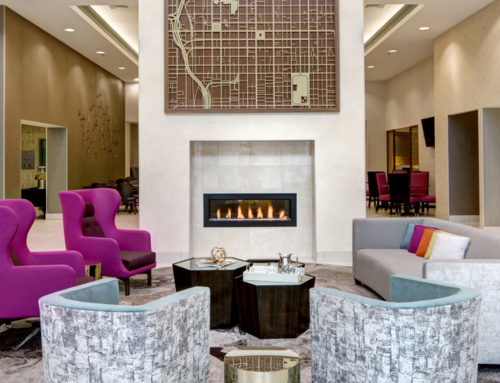 Homewood Suites Lobby & Lodge